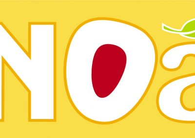 Logo: Noa fresh fast food retailer