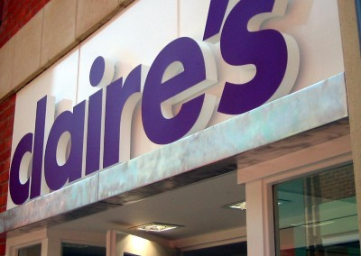 Claire's Accessories: design coordination case study