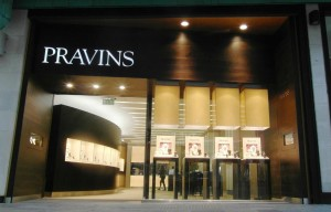 Pravins Jewellers: Jewellery store design and rollout