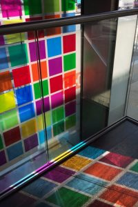 500×750 Coloured glass