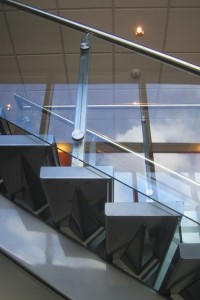 ACG: bespoke feature stair case