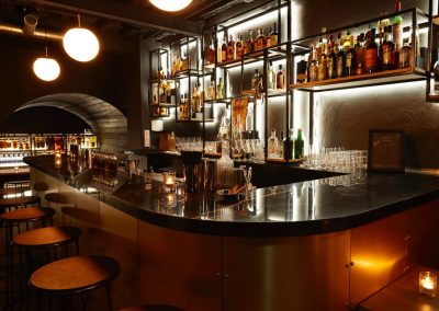 Image of cocktail bar