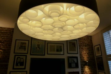Light Feature on office meeting room