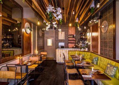 Photo: Restaurant interior