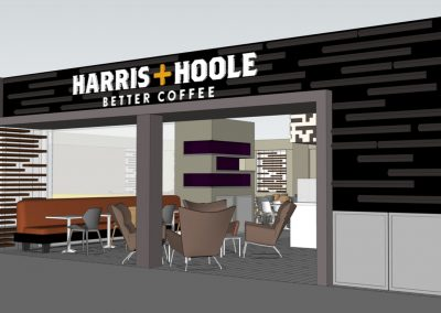 Visual: H+H Burgess Hill VISUAL entrance