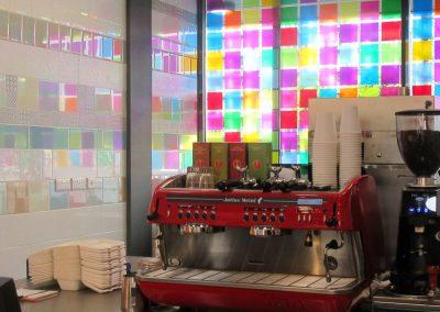 Poto: coffee machine in Wrap It Up