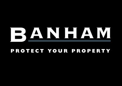 Logo design for Banham