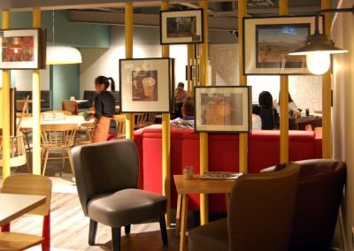 Café & coffee shop design