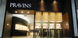 Pravins jewellery store design