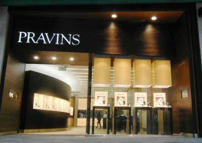 Photo: Pravins jewellery store design