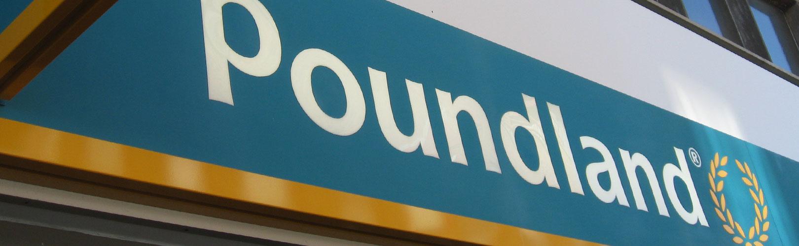 Photo: Poundland rollout project management