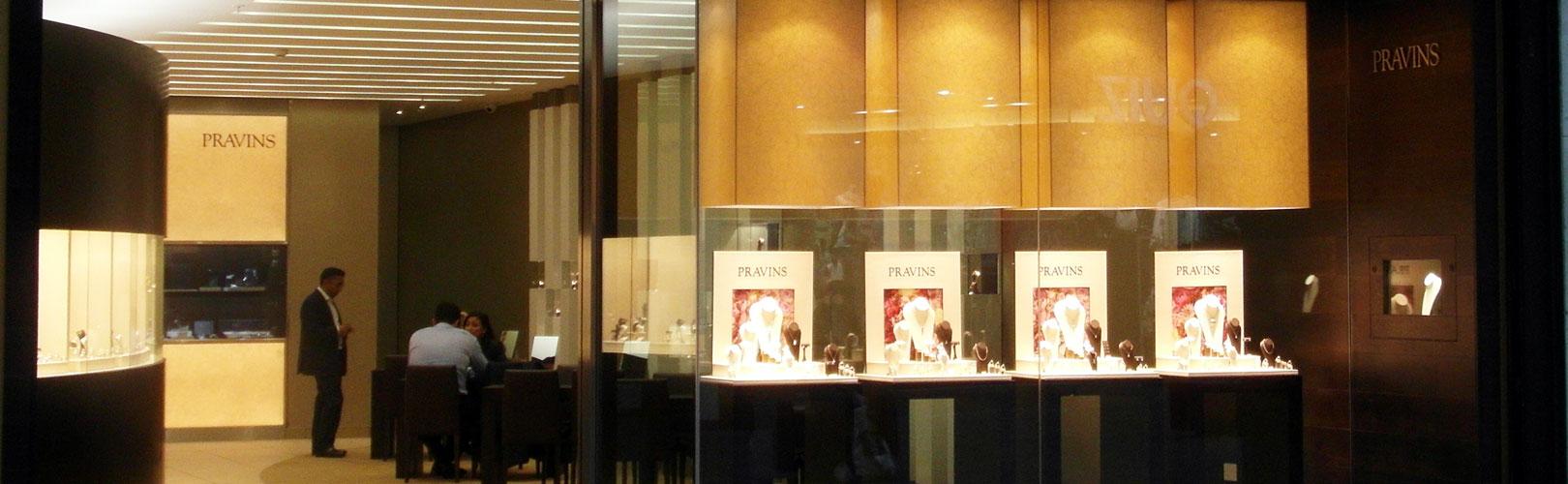 Photo: retail store design for Pravins