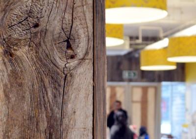 Photo: interior design for Noa café and take away