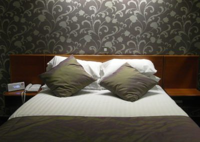 Best Western Hotel Nottingham bedroom design scheme