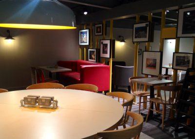Harris + Hoole: bespoke 'student' table