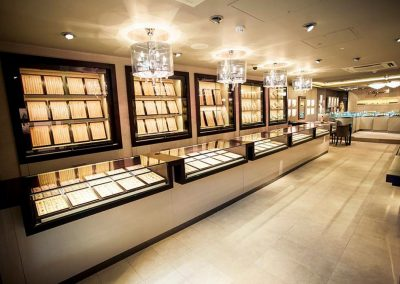 Photo: Counter design for Shyam Jewellers