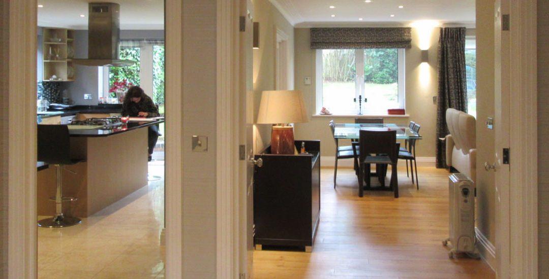 Photo:kitchen and lounge