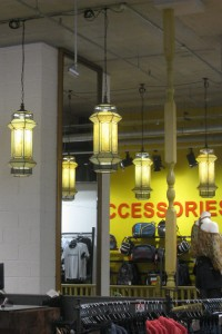 USC Souk lights
