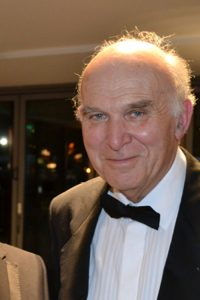 Photo:Politician Vince Cable
